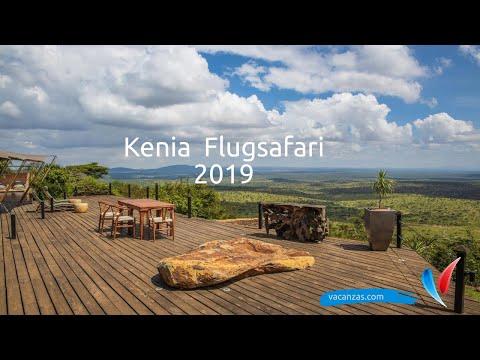 Reisebericht Flugsafari Kenia - Amboseli - Loisaba - Masai Mara