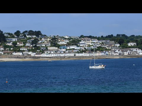Reisevideo zu Cornwall - Lizard Point - St. Mawes - Rundreise Südengland