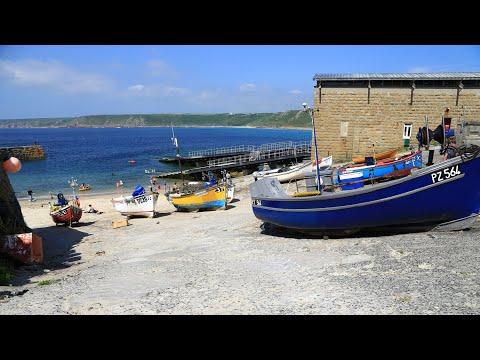 Reisebericht Rundreise Cornwall - Küstenwanderwege in beeindruckender Umgebung
