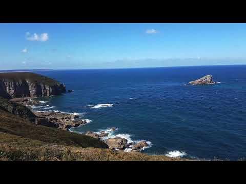 Reisevideo zum Reisebericht quer durch die Bretagne