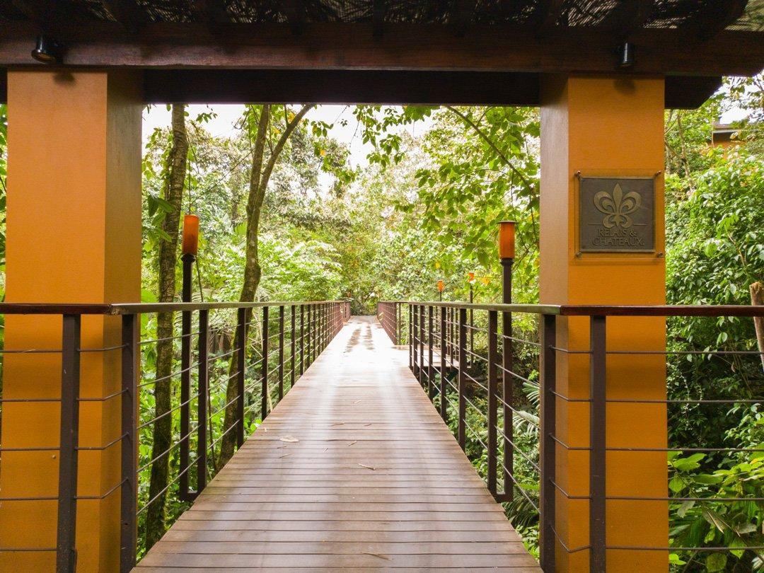 Brücke Nayara Resort Relais Chateaux Fortuna