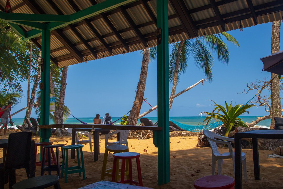Baar Bluff Beach Bocas Del Toro Panama