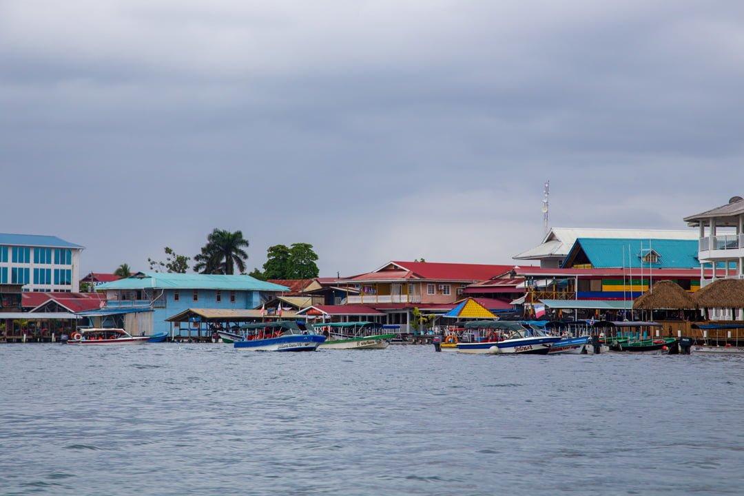 Bocas Town Panama