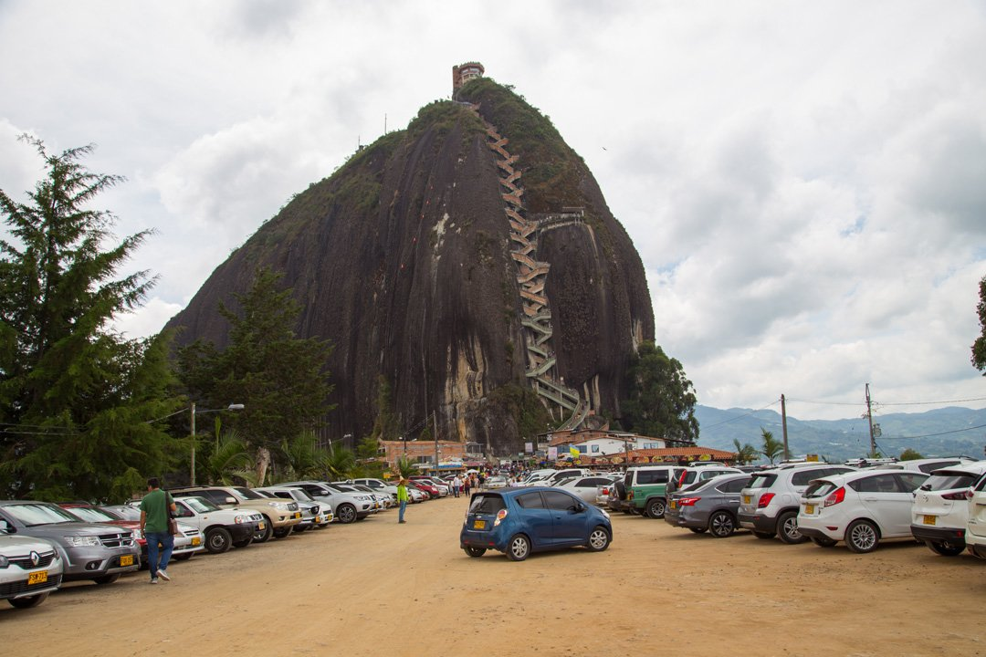 El Penol Kolumbien