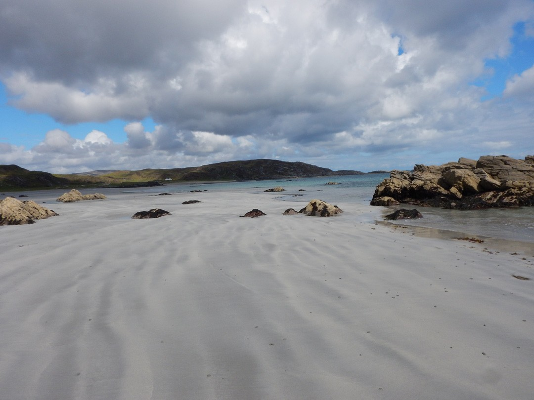 Ardalanish Beach Isle of Mull Schottland
