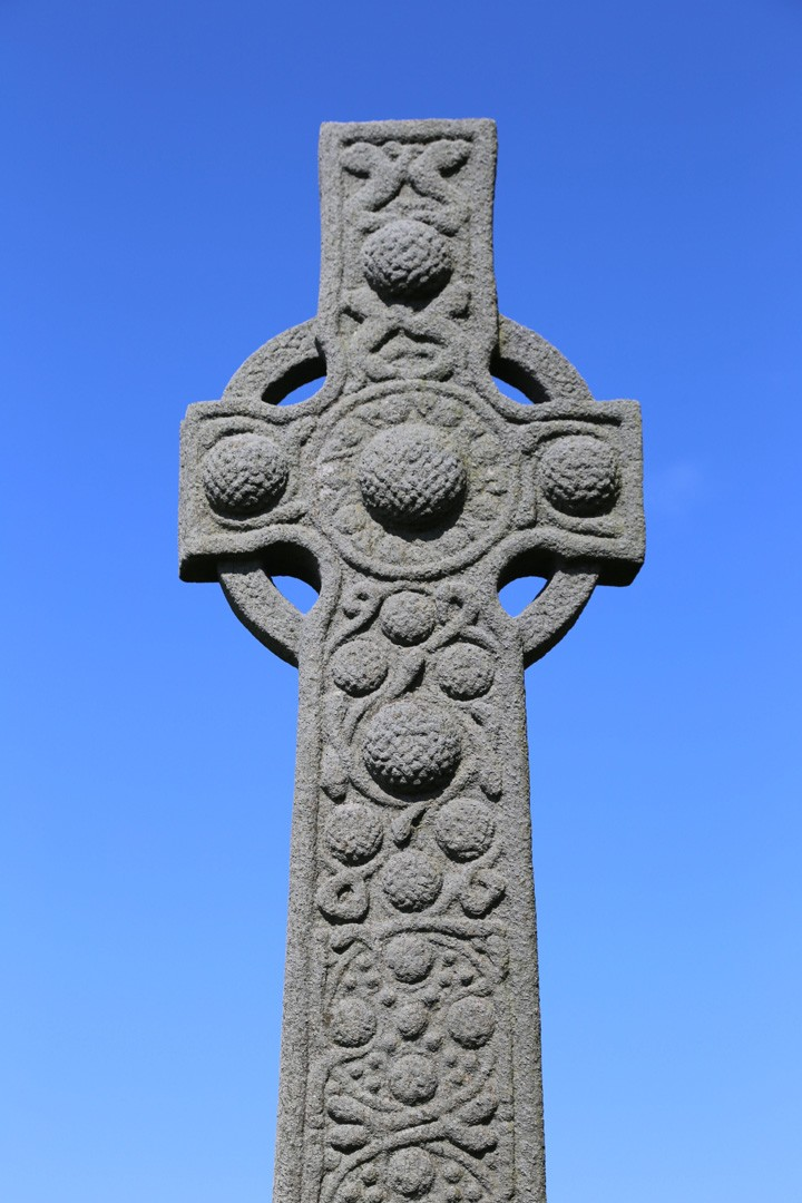 St. Martin's Cross Isle of Jona