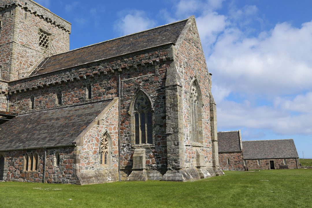 Iona Abbey Schottland