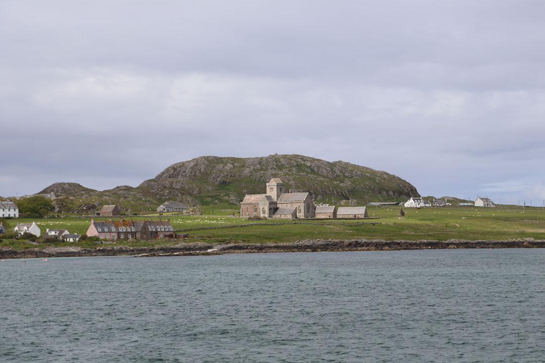 SIcht Ile of Jona Schottland