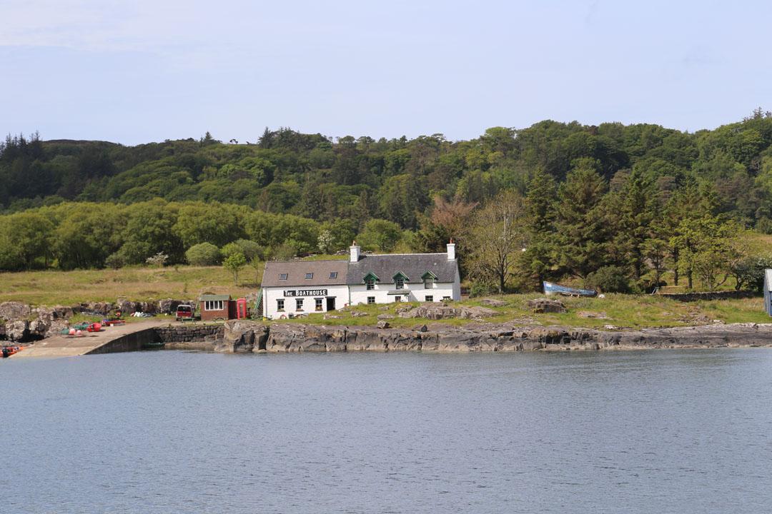 Isle of Ulva Schottland