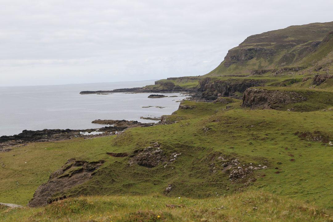Treshnish Küste, Isle of Mull, Schottland