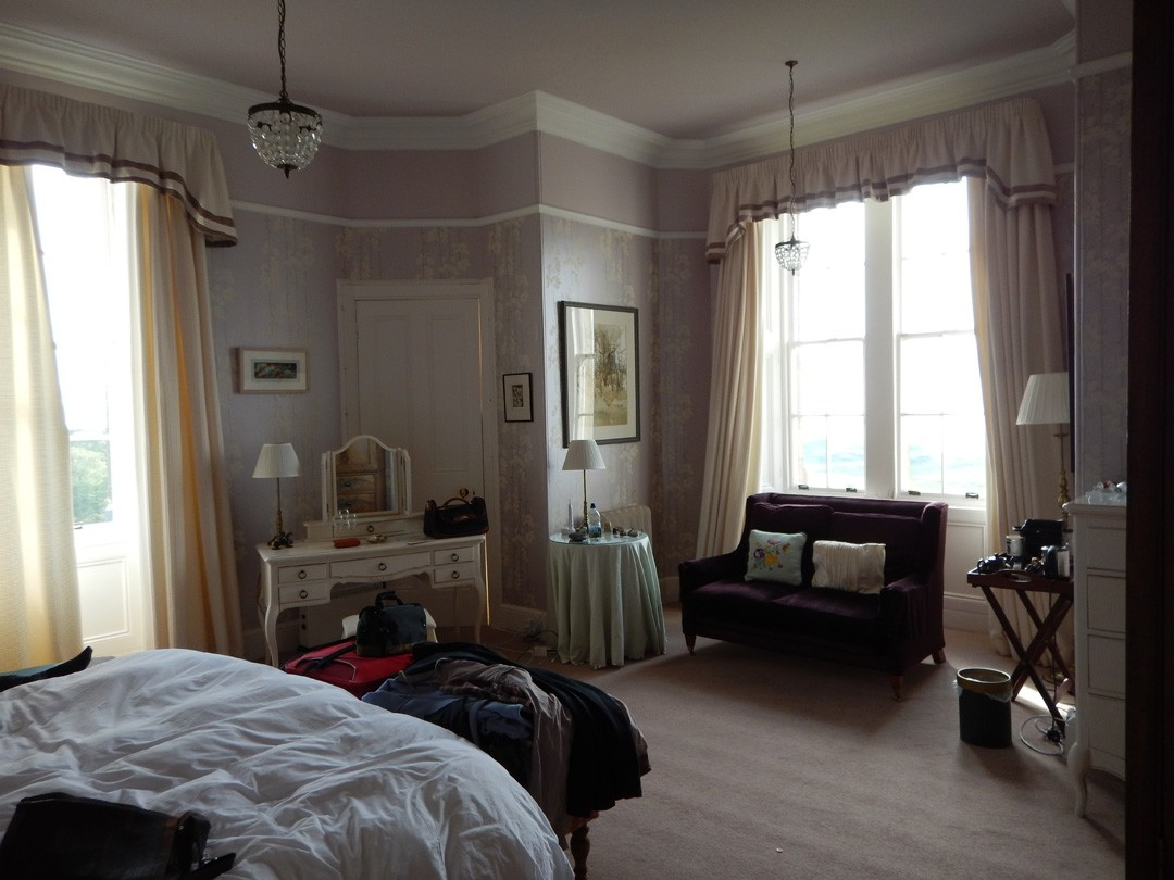 Zimmer Glengorm Castel Isle of Mull