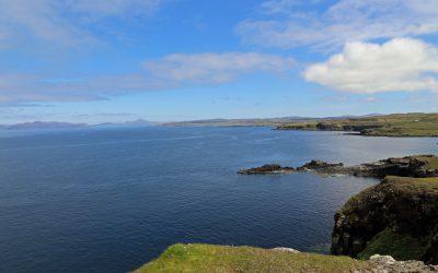 Reisebericht  Insel Mull Schottland - vielfältig & traumhaft schön