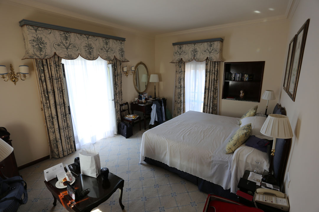 Reids Palace Zimmer Funchal Madeira