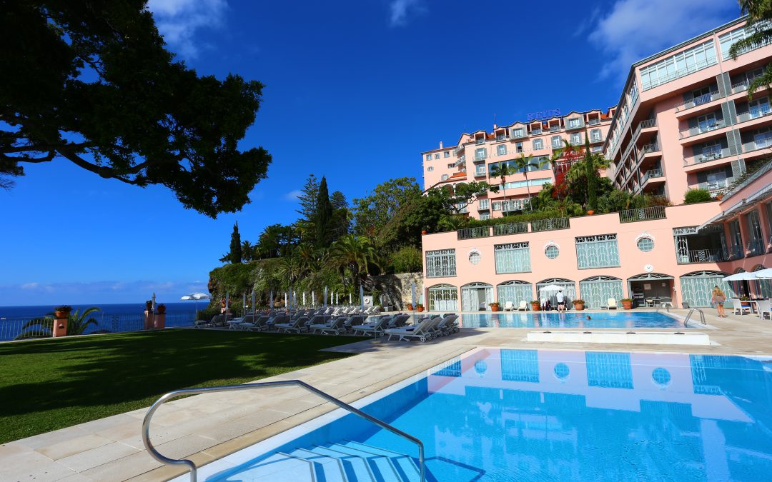 Hotel Reids Palace Funchal Madeira
