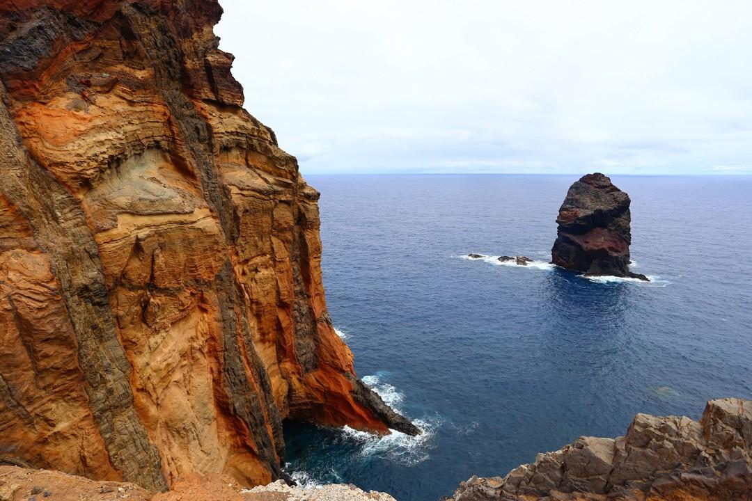 Wanderung Ponta de Sao Lourenco Madeira