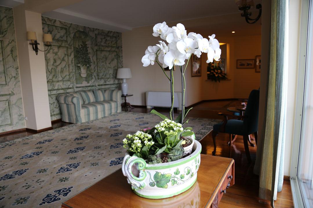 Reids Palace Innenraum Funchal Madeira
