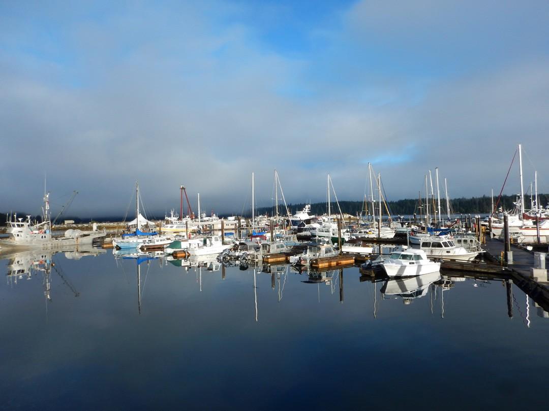 Port McNeill, Seakayak, Vancouver Island, Kanada