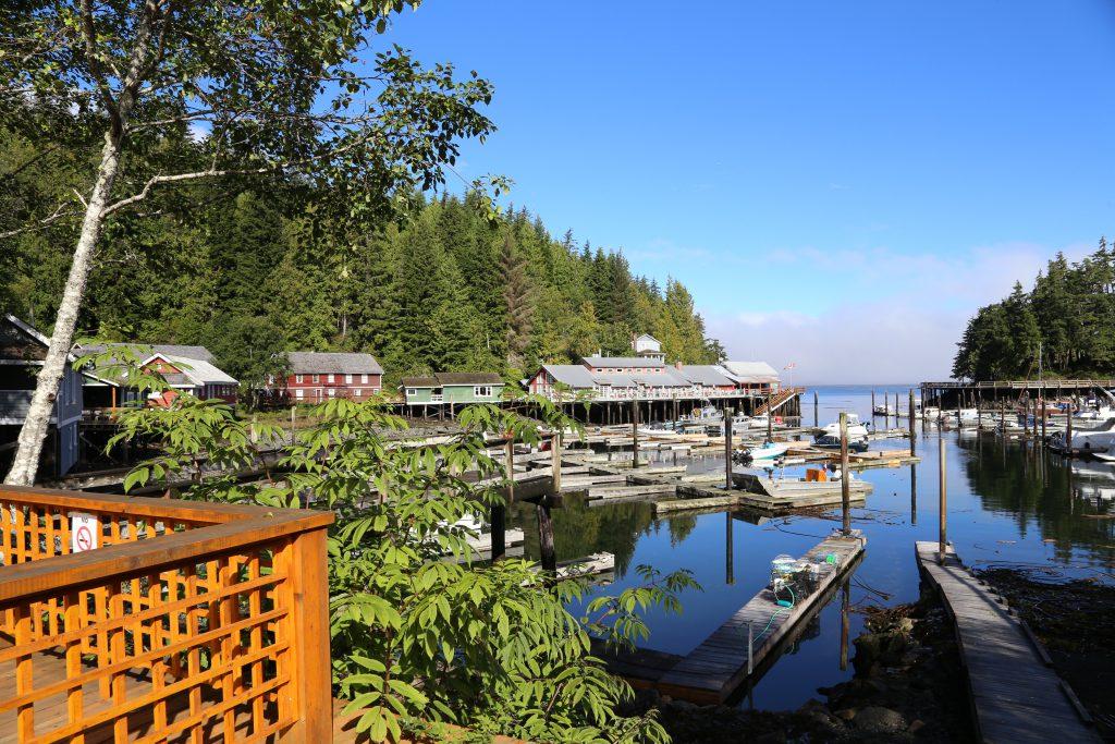 Telegraph Cove, Vancouver Island, Kanada