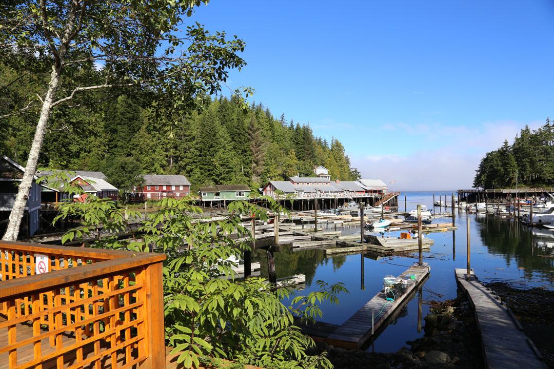 Rundreise Calgary Vancouver Island
