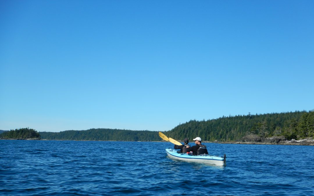 Sea Kayak Vancouver Island Kanada