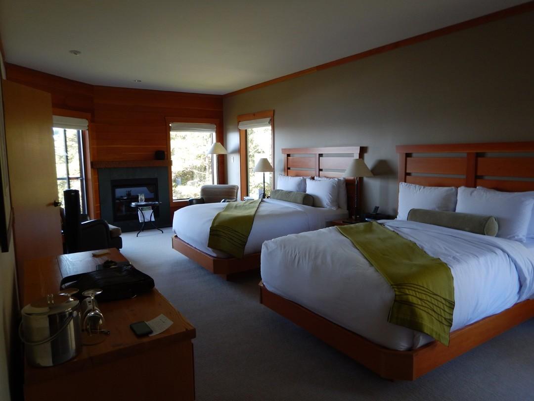Wickaninnish Inn, Chesterman Beach, Tofino, Vancouver Island, Kanada