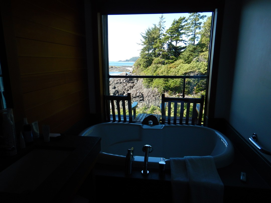 Wickaninnish Inn, Chesterman Beach, Tofino, Vancouver Island, Kanada