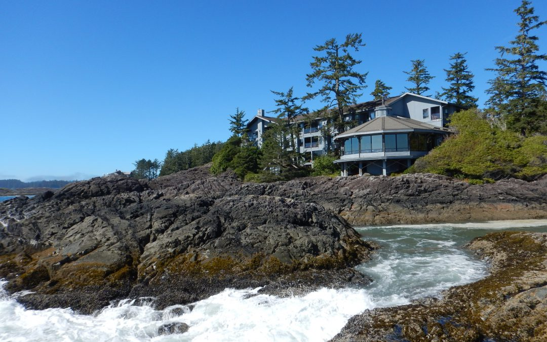 Traumhaft Wickaninnish Inn Chesterman Beach Tofino