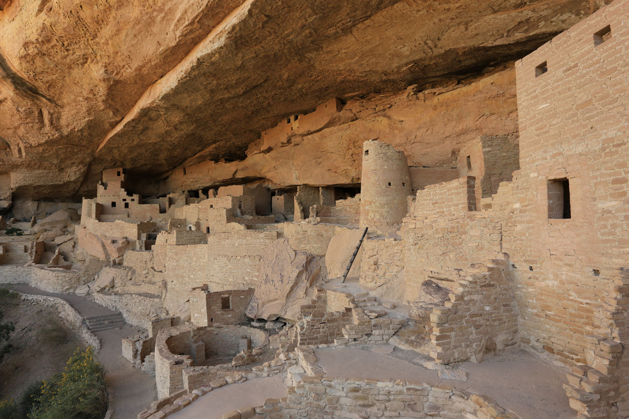 Cliff Palace Mesa Verde National Parc USA