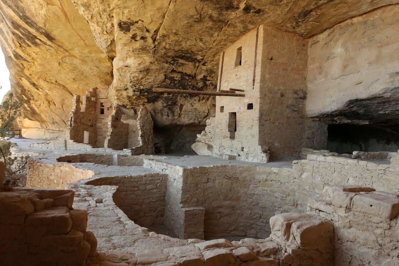 Balcony House Mesa Verde National Park USA