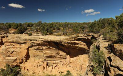 Mesa Verde National Park USA