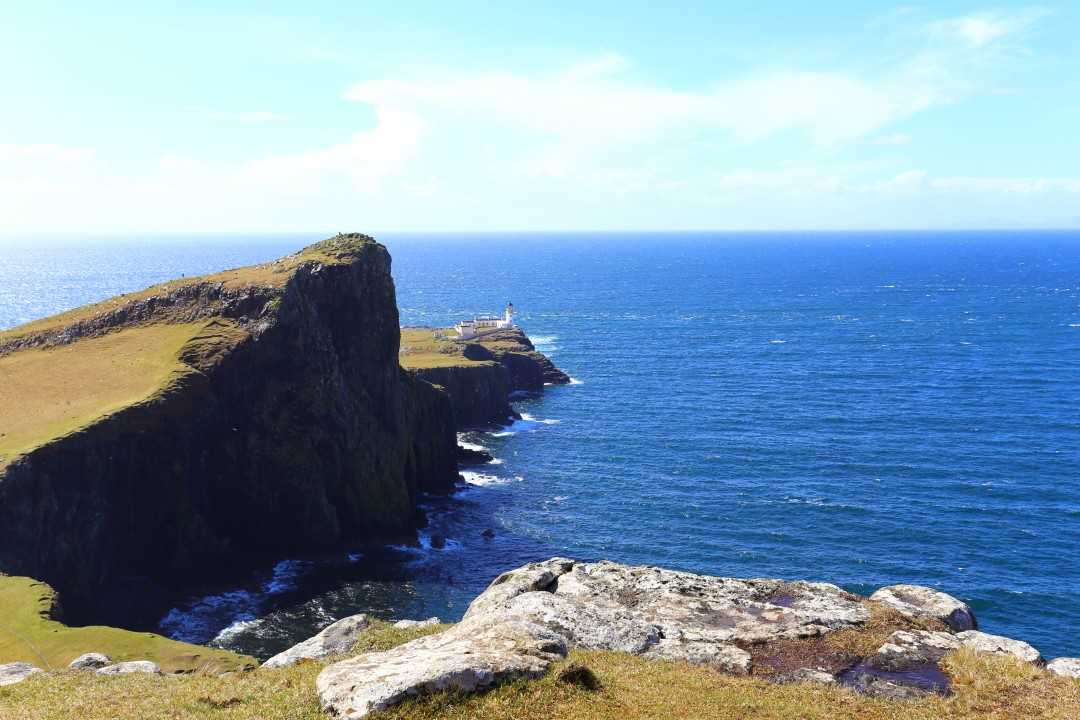 Point Nest Isle of Sky Schottland