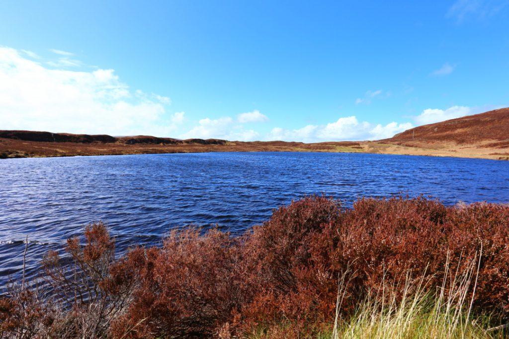 Isle of Sky Schottland