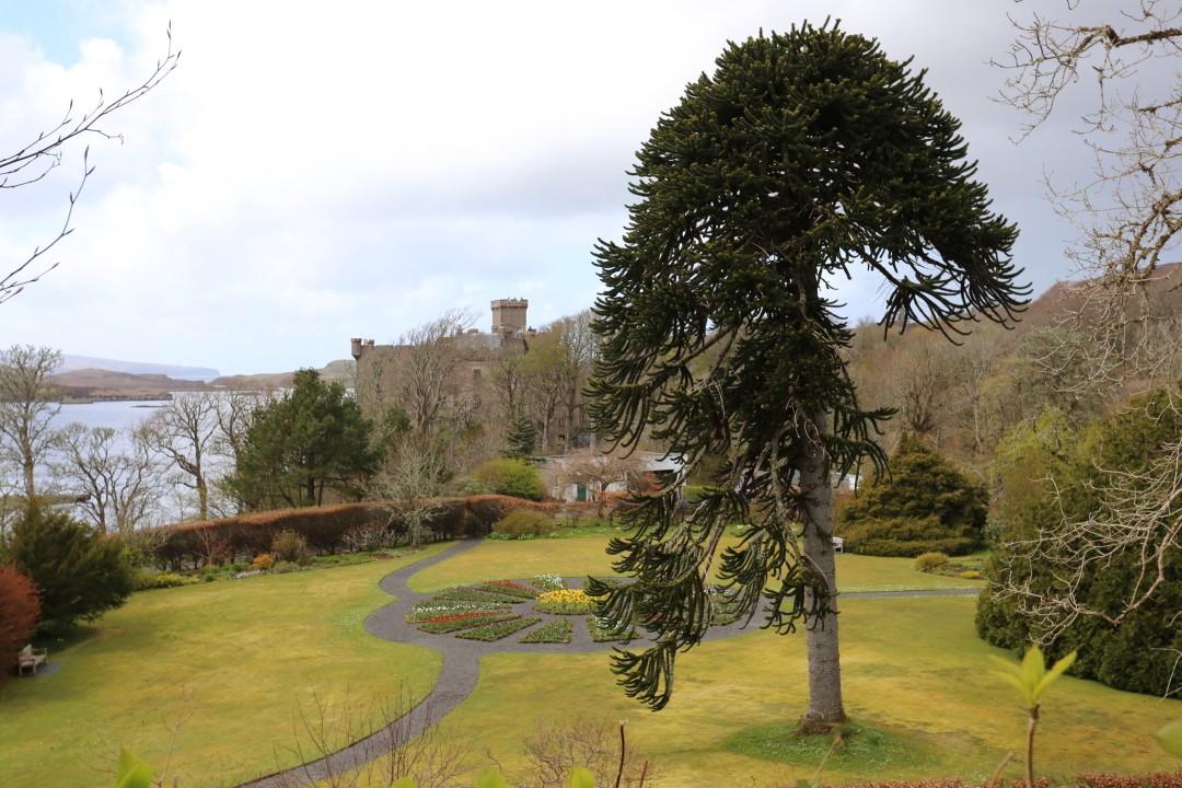 Dunvegan Castle Isle of Skye Schottland