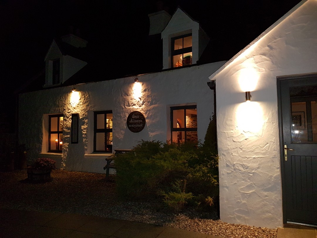Three Chimneys Restaurant Isle of Skye Schottland