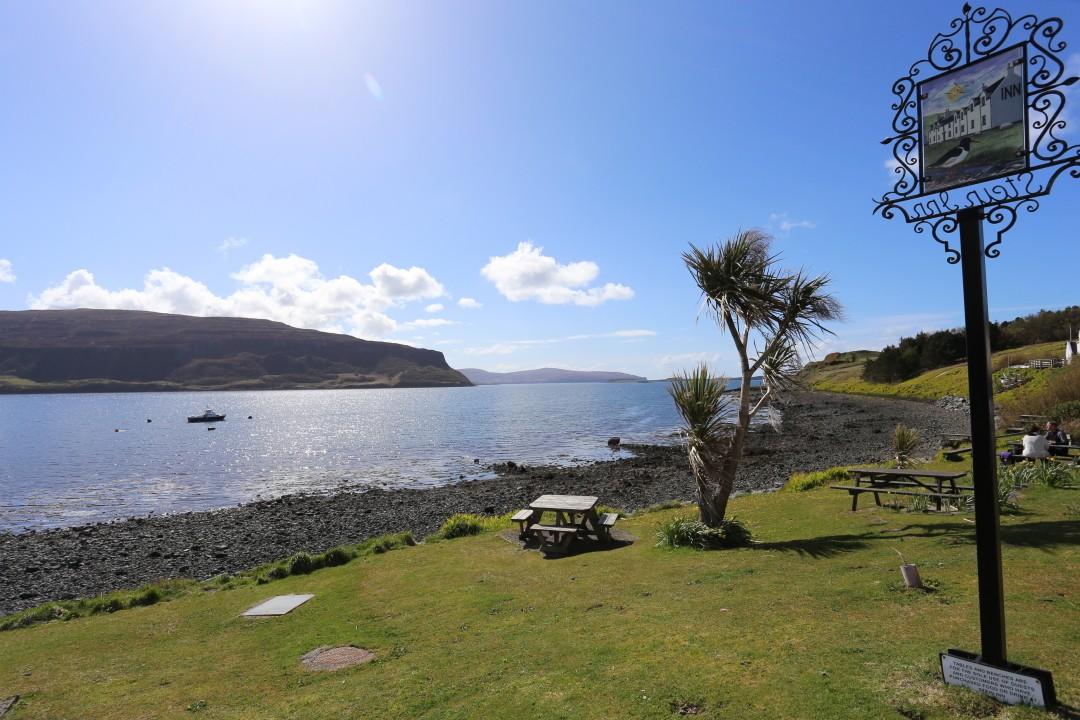Stein Inn Isle of Skye Schottland