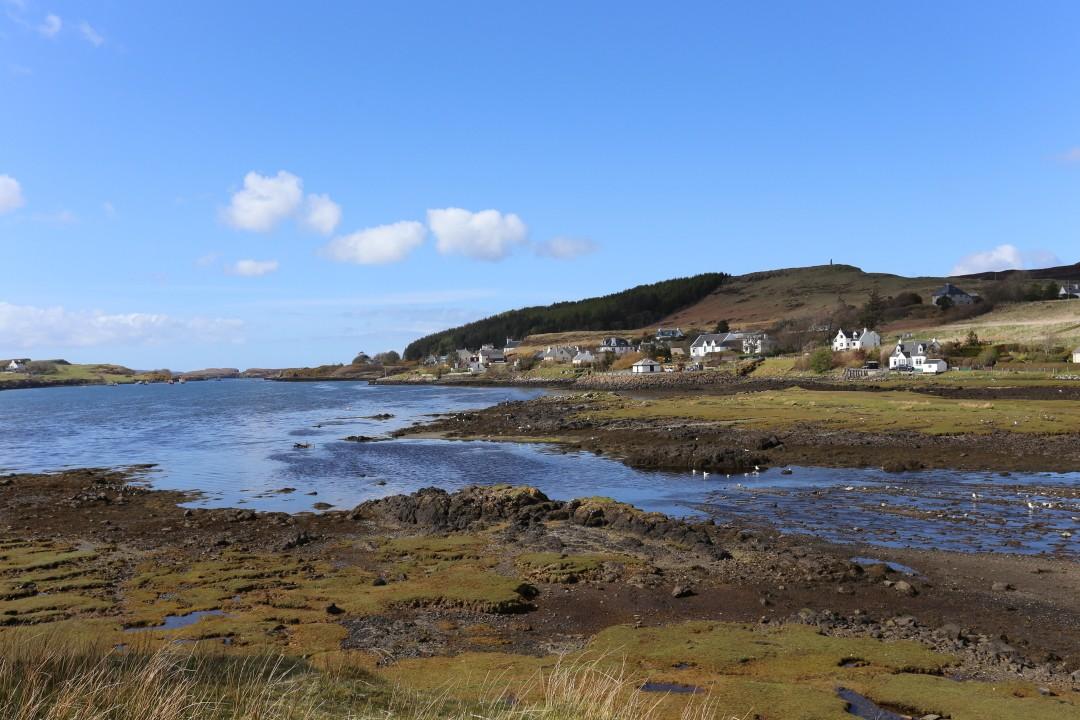 Dunvegan Isle of Skye Schottland