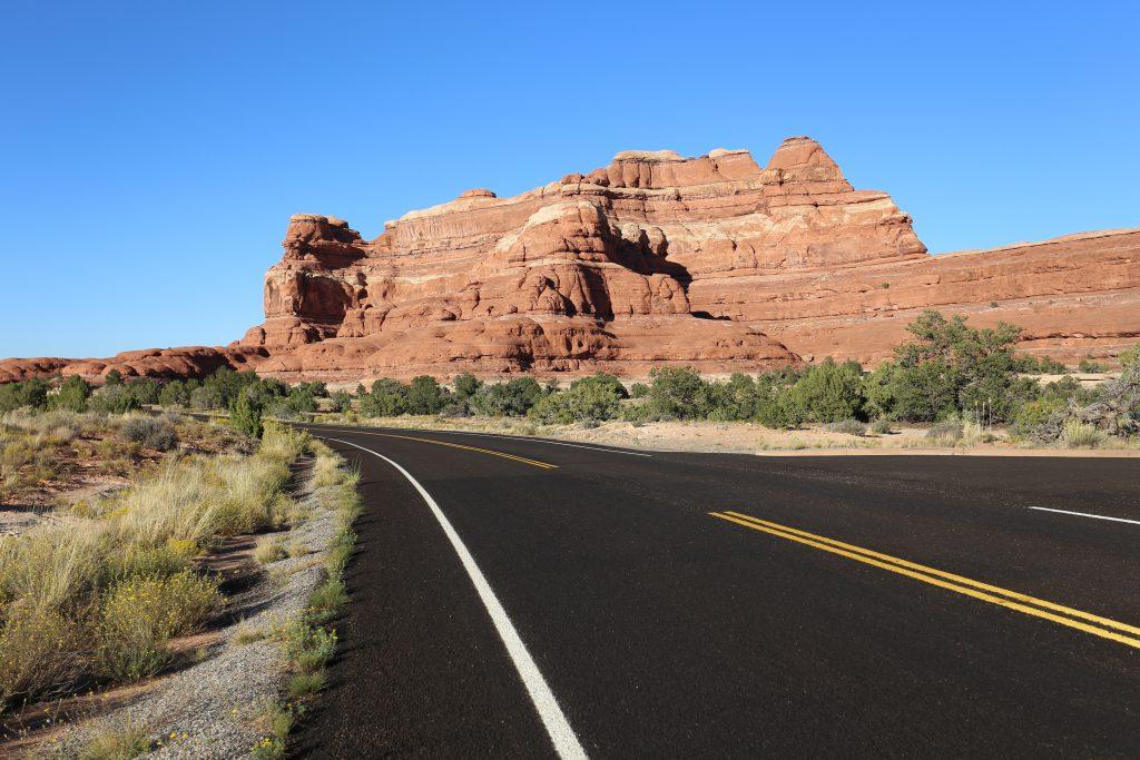 The Needles Canyonlands National Park Utha USA