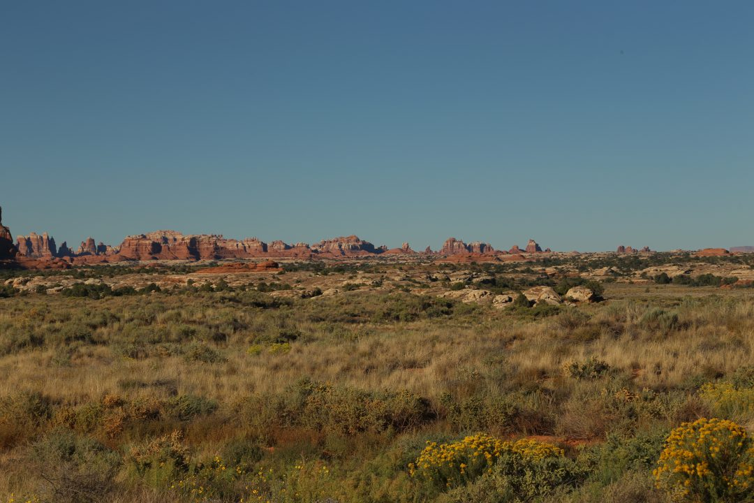 Needles Outpost Campground, Canyonlands National Park