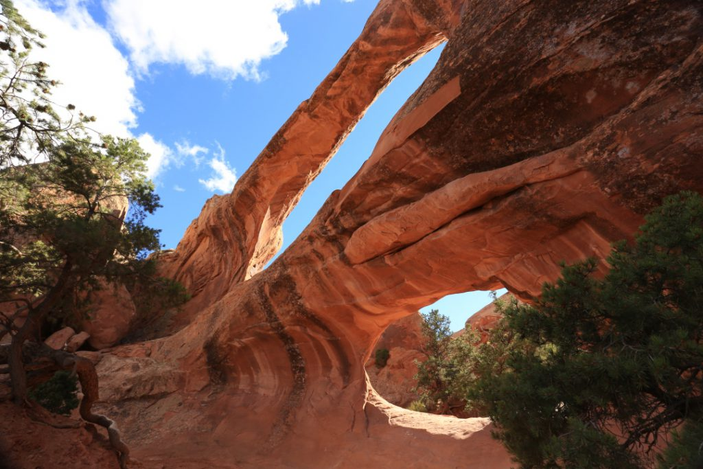 Arches National Park Utha USA