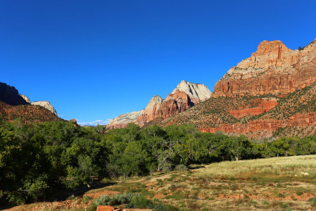Zion National Park Utha USA