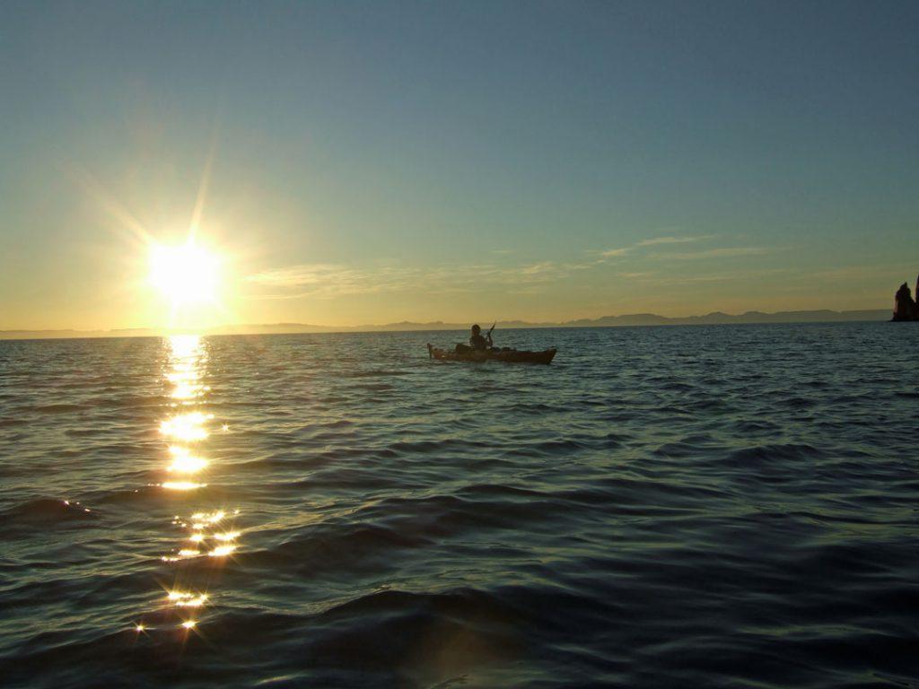 Sea Kayak Isla Espíritu Santo Baja California Sur Mexico