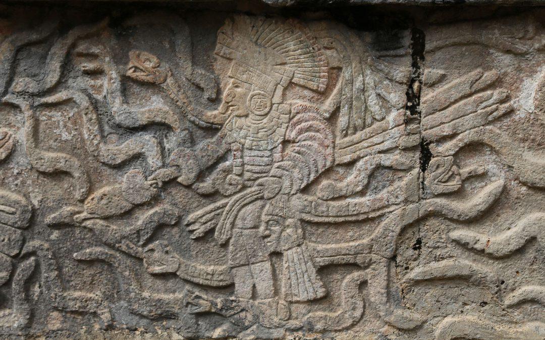 Maya Ruinen Chichén Itzá am Besten frühmorgens besuchen