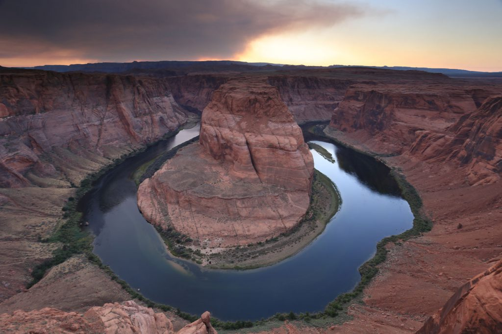 Horseshoebend Page Arizona USA