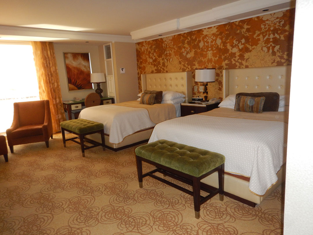 Standard Zimmer Hotel Bellagion Nevada USA