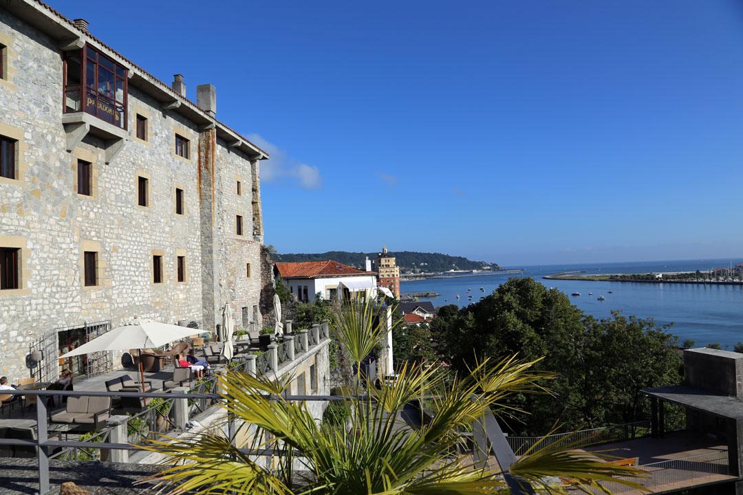 Parador Hotel Hondarriba Baskenland Spanien