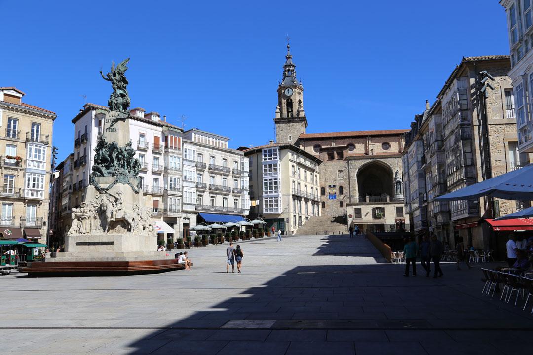 Vitoria Baskenland Spanien