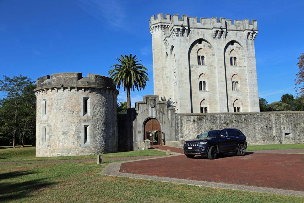 Relais Chateaux Hotel Castillo de Arteaga Baskenland Spanien
