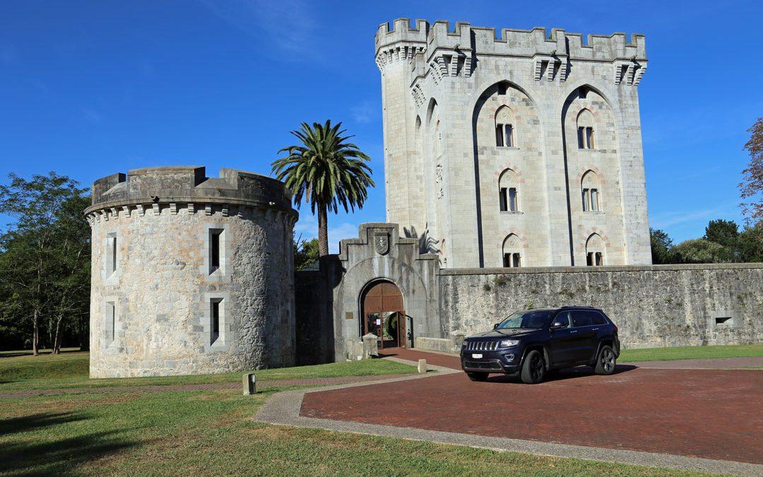 Rundreise Nordspanien – Relais & Châteaux Hotel Castillo de Arteaga Baskenland