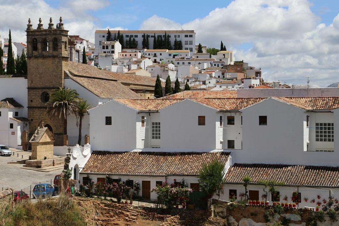 Ronda Malaga Spanien
