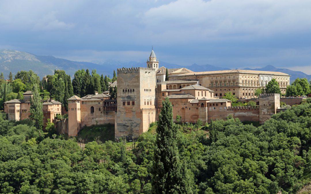 Granada – eine Perle in Andalusien